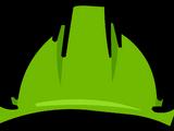 Green Hard Hat