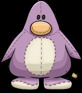 Penguin Stuffie Costume PC