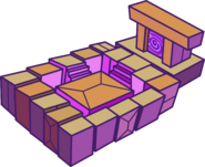 Puffle Launch Box Platform