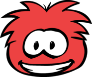 Red Puffle Old Look