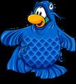 Sage Fish Character