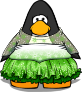 Floating on Ice Dress PC