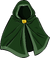 Green Hooded Cloak