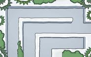 Great Snow Maze TopLeft