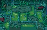 Halloween Party 2019 Swamp Maze