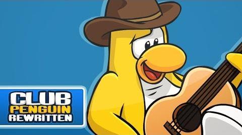 Club Penguin Rewritten Music Jam Construction