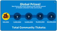 Global Prizes Coins