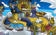 Medieval Party 2018 Sky Kingdom 2