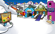 Puffle Party 2020 Ski Village