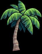 Tropical Palm sprite 004