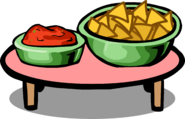 Pink Table sprite 007
