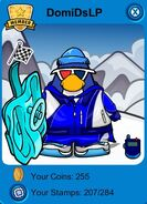 DomiDsLP Penguin Games Outfit