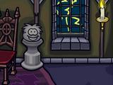 Haunted House Background