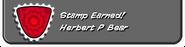 Herbert P Bear Earned