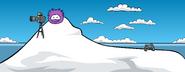 Mission 1 Tallest Mountain peak