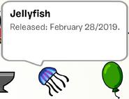 Stamp Jellyfish