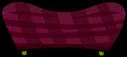 Burgundy Couch sprite 005