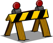 Construction Barrier sprite 001