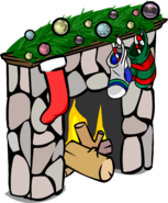 Fireplace sprite 006