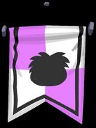 Pink Pastel Banner sprite 004