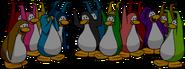 Dance Contest Penguins