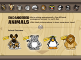 Endangered Animals Catalog
