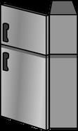 Stainless Steel Fridge sprite 006