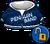 Blue Penguin Band Hoodie