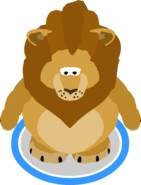 Lion Costume IG