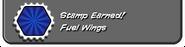 Fuel wings earned