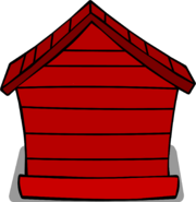 Red Puffle House sprite 003