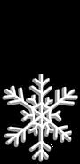 Snowflake sprite 004