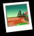 Alien World Background Icon