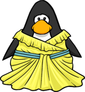 Buttercup Ball Gown PC