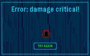 Chip Maze Fail