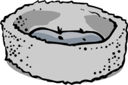 Gray Bed sprite 001