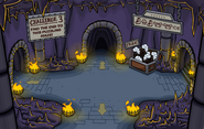 Medieval Party 2018 Ye Knight's Quest maze room start