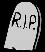 Tombstone sprite 006