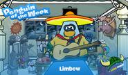 Penguin of the Week 90 - Limbow - Club Penguin Rewritten