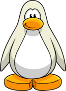 Arctic White Create Penguin