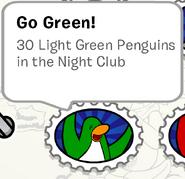 Go Green! SB