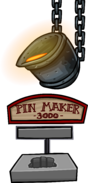 Pin Maker 3000