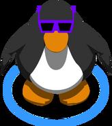 Purple Sunglasses IG