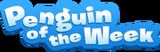 Penguin Of The Week logo