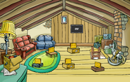 April Fools' Party 2019 Lodge Attic
