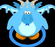Blue Dragon Costume IG