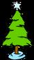 Ice Holiday Tree