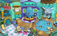 Puffle Party 2020 Puffle Spa