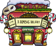 A Humbug Holiday - Exterior Christmas Party 2018