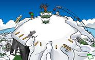 April Fools' Party 2020 Ski Hill